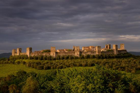 Castello di Monteriggioni - MONTERIGGIONI - inserita il 03-Jun-13