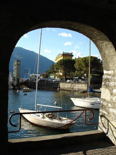 Varenna (Lake Como) (1700 clic)