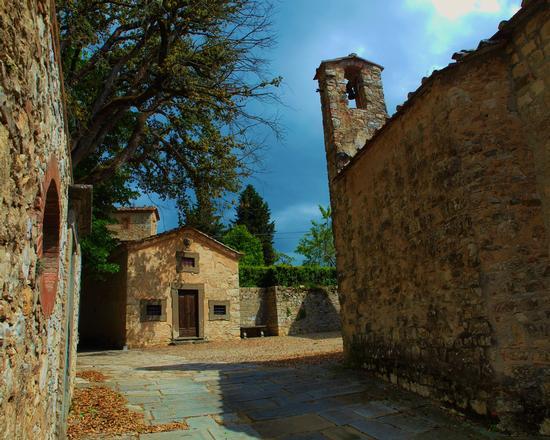 Castello di Ama - Gaiole in chianti (3641 clic)