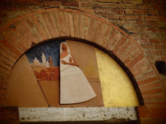 Basilica di S. Domenico , particolare - SIENA - inserita il 24-Apr-12