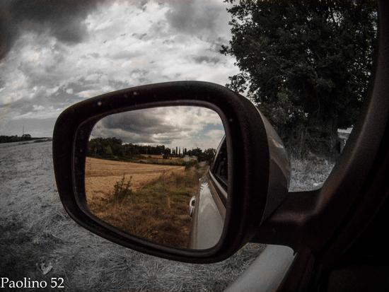Campagna riflessa - Siena (3293 clic)