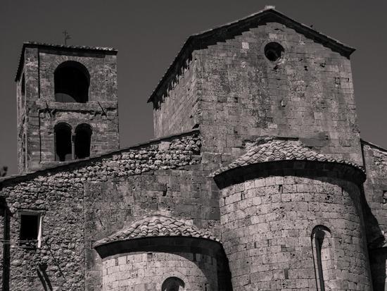 Pieve romanica di Ponte allo Spino  - Sovicille (2547 clic)