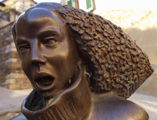 Fontana   : particolare - Castellina in chianti (1453 clic)