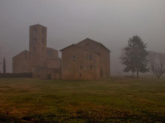 Nebbia a Ponte Allo  Spino - Sovicille (2632 clic)