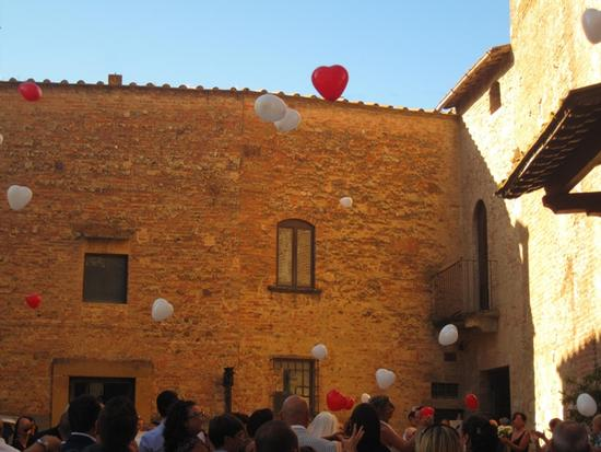 Matrimonio in Toscana - Certaldo (1091 clic)