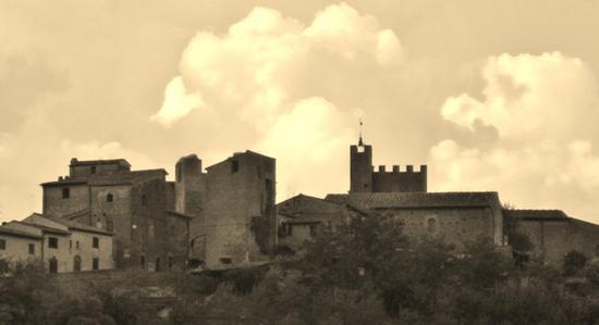 Certaldo Alto ... oggi come mille anni fa! (881 clic)