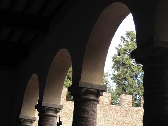 Il medioevo in Toscana ... Certaldo Alto (FI) (1407 clic)