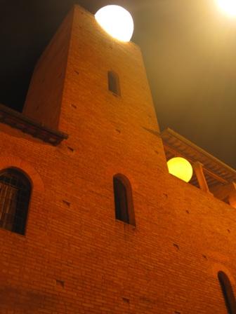 Borghi medievali in Toscana, Certaldo Alto (Firenze) (1190 clic)