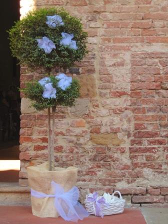 Matrimonio in Toscana nel borgo medievale di Certaldo Alto (FI) (1115 clic)