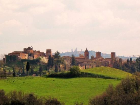 La Toscana di borgo in borgo: Certaldo Alto (FI) e San Gimignano (SI) (1807 clic)