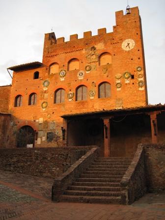 Borghi medievali in Toscana, Certaldo Alto (Firenze) - CERTALDO - inserita il 19-Dec-11