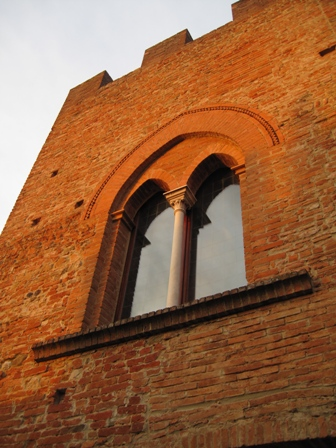 Borghi medievali in Toscana, Certaldo Alto (Firenze) (1347 clic)