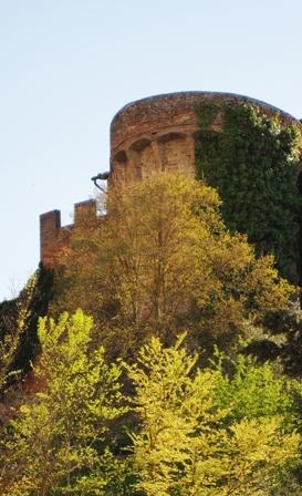 Borghi medievali in Toscana, Certaldo Alto (Firenze) (1208 clic)