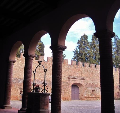 Borghi medievali in Toscana, Certaldo Alto (Firenze) (2007 clic)