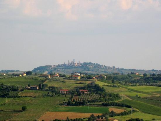 Borghi medievali in Toscana, Certaldo Alto (Firenze) (1540 clic)