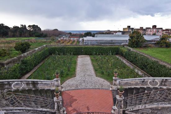 Giardino Villa Campolieto - Ercolano (2366 clic)