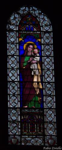 vetrata chiesa francese 2 (567 clic)