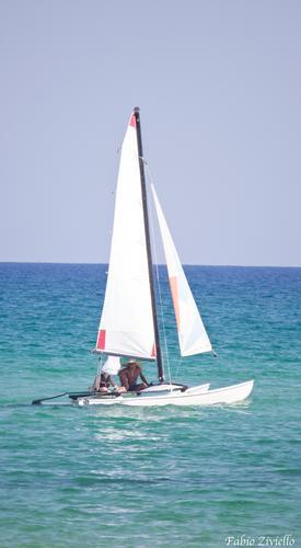 Barca a vela Hammamet (406 clic)