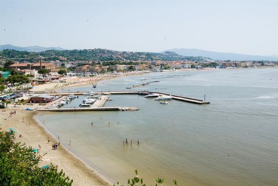Foto costiera di Scauri (LT) (1409 clic)