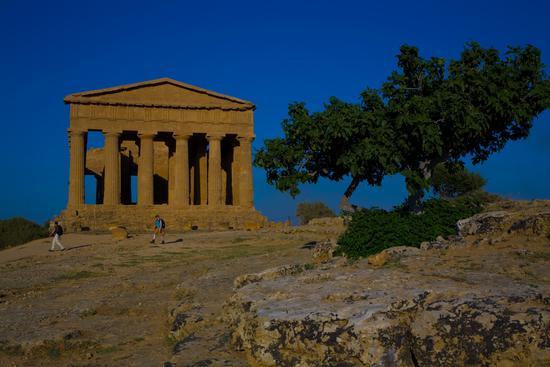 Tempio della Concordia - Valle dei Templi (3381 clic)