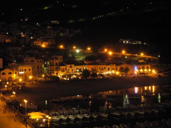 Castellammare by night - Castellammare del golfo (3079 clic)