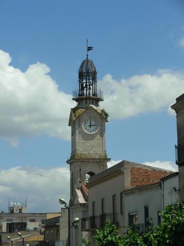 Campanile - San cataldo (2164 clic)