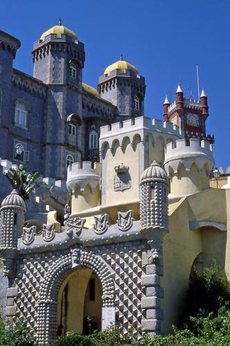 Castello di Sintra (Lisbona) (715 clic)