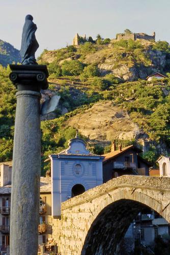 Punti di vista - Pont saint martin (3890 clic)