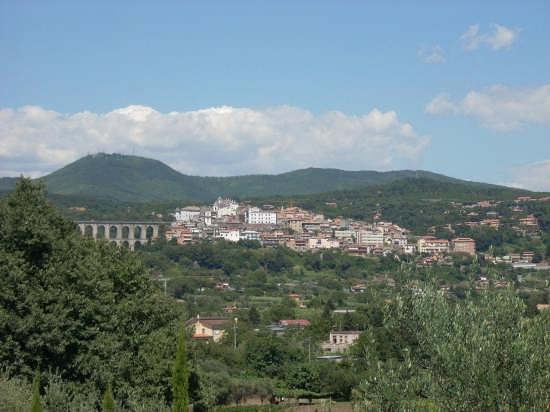 panoramica Ariccia (3755 clic)