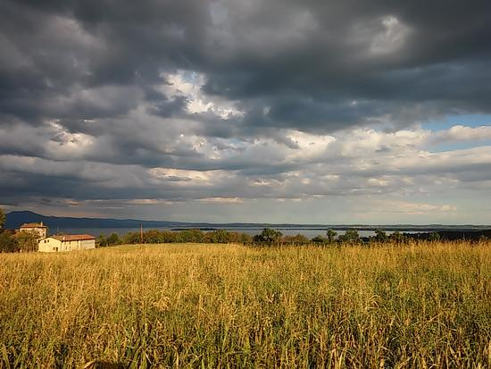 temporale in arrivo - Padenghe sul garda (493 clic)