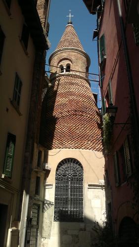Chiesetta di San Faustino in riposo - Brescia (1658 clic)
