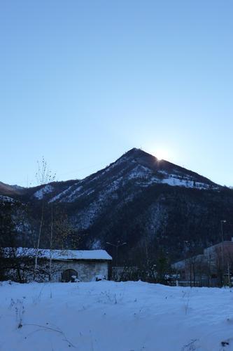 Arriva il sole - Monte Conche - Lumezzane (1267 clic)