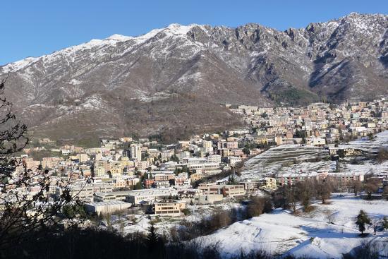 Vista su San Sebastiano e Sant'Apollonio - Lumezzane (1122 clic)