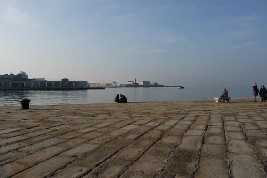 Molo Audace - Trieste (300 clic)