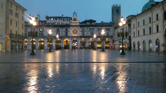 Piazza della Loggia - Brescia (1352 clic)