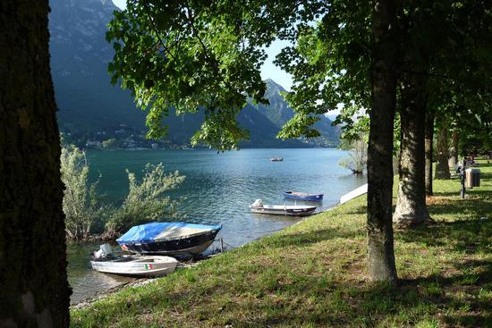 Lago d'Idro  - Crone (1277 clic)