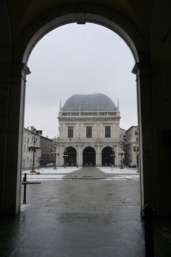 Piazza Loggia - Brescia (1778 clic)