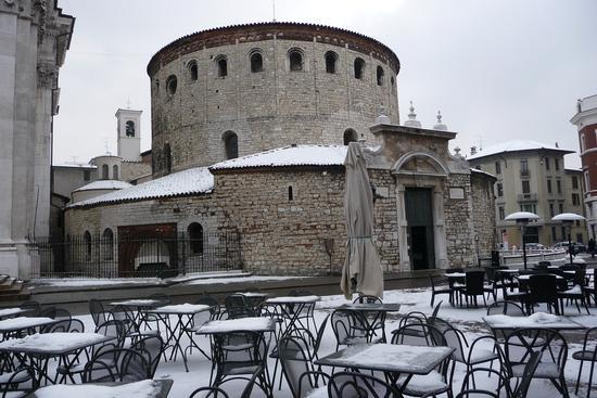 Il duomo vecchio  - Brescia (2369 clic)