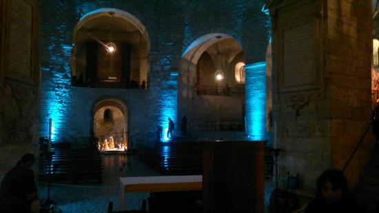 Interno del Duomo Vecchio - Brescia (1083 clic)
