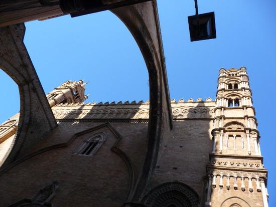 La cattedrale - Palermo (7040 clic)
