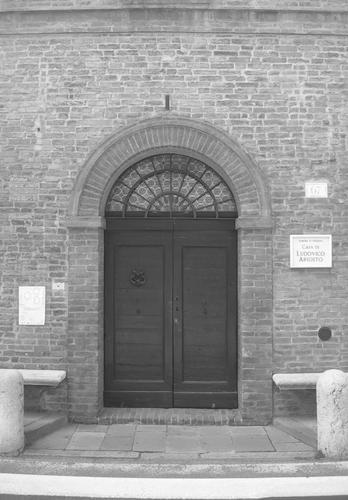 Casa di Ludovico Ariosto - Ferrara (1820 clic)