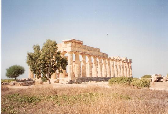tempio  - Selinunte (1436 clic)