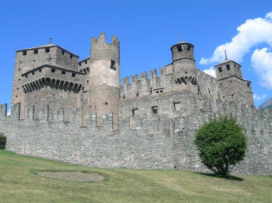 castello di fenis (6210 clic)