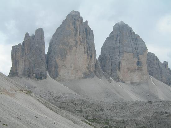 Tre Cime di Lavaredo - Alta pusteria (1355 clic)