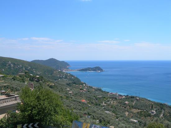 Sestri Levante, da S. Giulia - Lavagna (2967 clic)