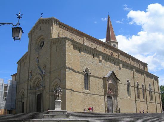 Arezzo, Cattedrale (2240 clic)