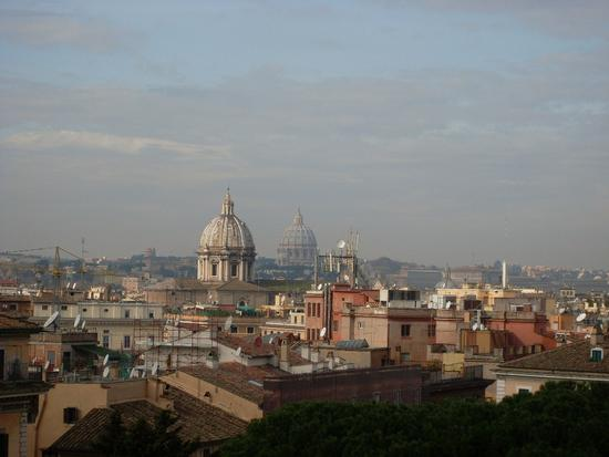 dal Campidoglio - Roma (1324 clic)