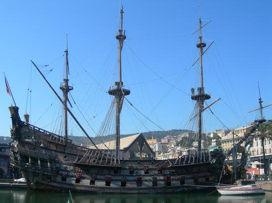 Genova, galeone Neptune (3426 clic)