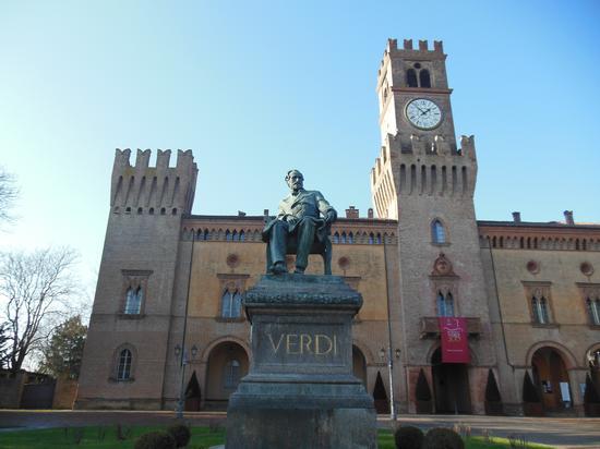 Monumento a Verdi - Busseto (1475 clic)