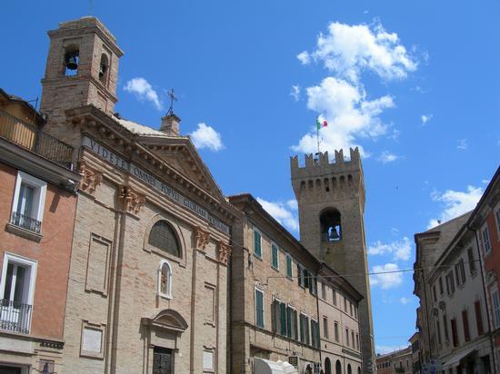 Torre delborgo - Recanati (1559 clic)